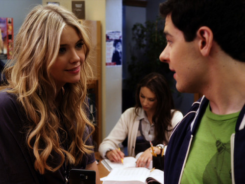 Pretty Little Liars ~ 1.09 The Perfect Storm