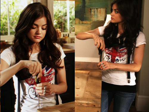 Pretty Little Liars ~ Fashion