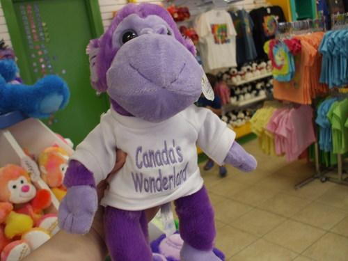 Purple Monkey Mania!