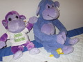 Purple Monkey Mania!