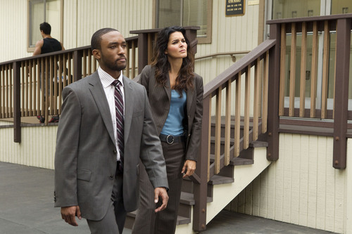 Rizzoli&Isles 1x06 - I Kissed A Girl stills