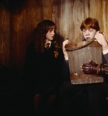 Ramione - Harry Potter & The Chamber Of Secrets - Promotional foto-foto