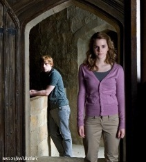 Romione - Harry Potter & The Half-Blood Prince - Promotional Fotos