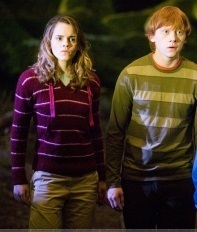 Romione - Harry Potter & The Order Of The Phoenix - Promotional Fotos