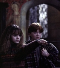 Ramione - Harry Potter & The Philosopher's Stone - Promotional foto-foto