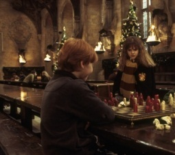romione - Harry Potter & The Philosopher's Stone - Promotional fotos