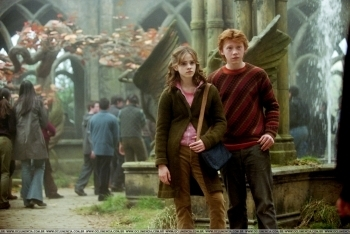Romione wallpaper entitled Romione - Harry Potter & The Prisoner Of Azkaban -  Promotional Photos