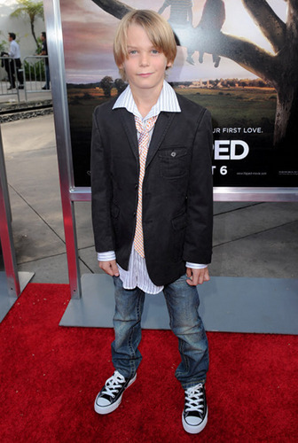 Ryan Ketzn at Flipped Premiere