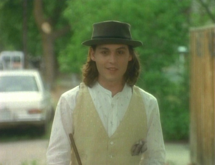Johnny Depp Benny And Joon Hat