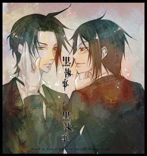 Sebastian and Claude