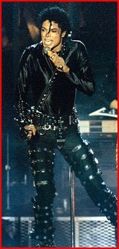 Sexy Michael in Black Leather :))