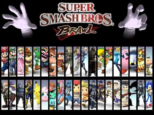 Smashing Characters