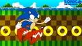 Sonic 壁纸