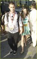Summer Glau & David Lyons: Comic-Con Caped Crusaders - summer-glau photo