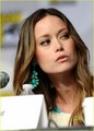 Summer Glau &amp; David Lyons: Comic-Con Caped Crusaders - summer-glau photo
