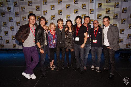 TVD Cast.