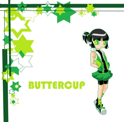 Teenage Buttercup