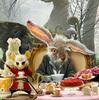 Alice in Wonderland (2010) photo called Thackery & Mallymkun