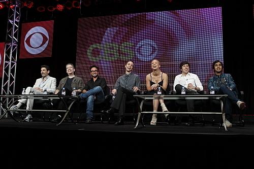 The Big Bang Theory CBS Press Tour 2010
