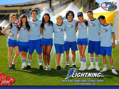 The Lightnings (blue)