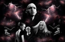 The Malfoys and Voldemort