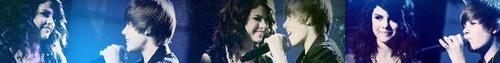 The new banner - justin-bieber-and-selena-gomez Fan Art