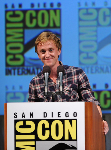 Tom @ 2010 Comic-Con