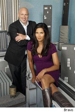 Tom and Padma