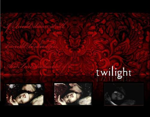 Twilight - twilighters Fan Art