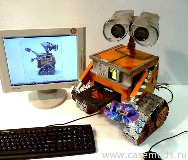 WALL-E Computer Case
