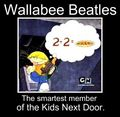 Wally is so smart.  - codename-kids-next-door photo