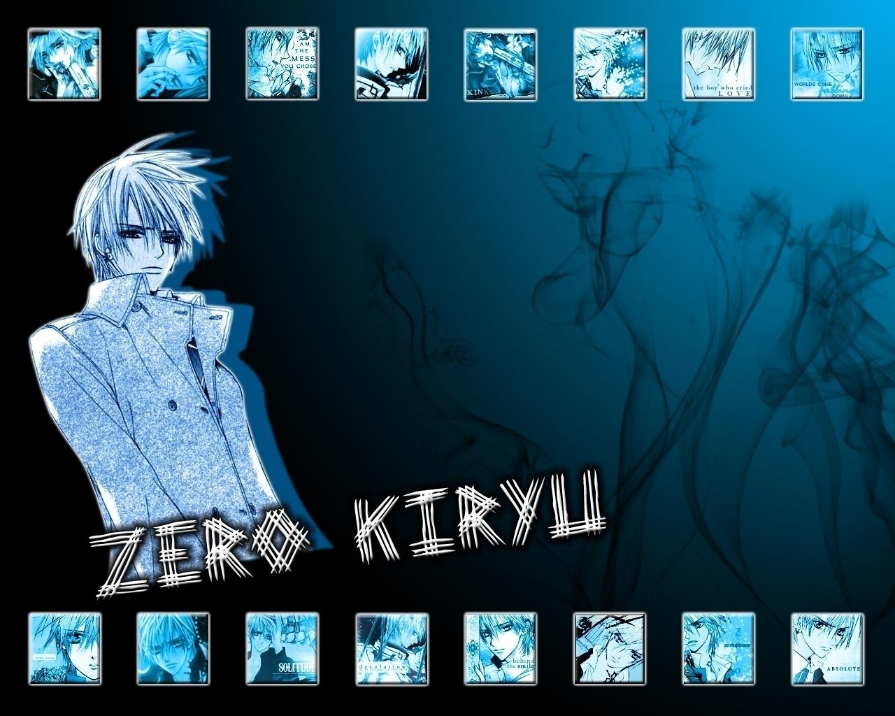 Zero Kiryu - Vampire Knight Wallpaper (14240779) - Fanpop