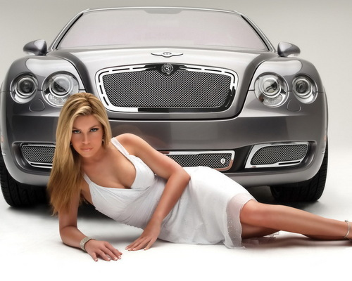 babes and cars