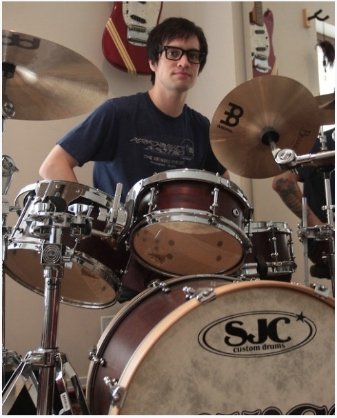 brendon & his drums