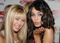cool miley and vany - miley-and-vanessa photo