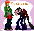 ed edd n eddy goth