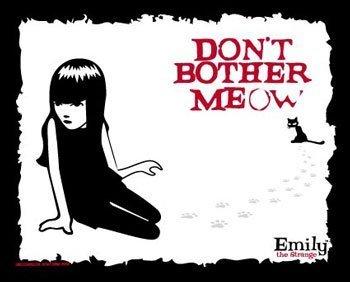 emily the strange !!!!!!!