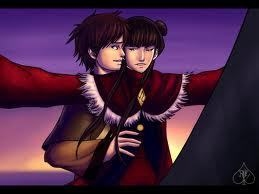 mai and zuko forever