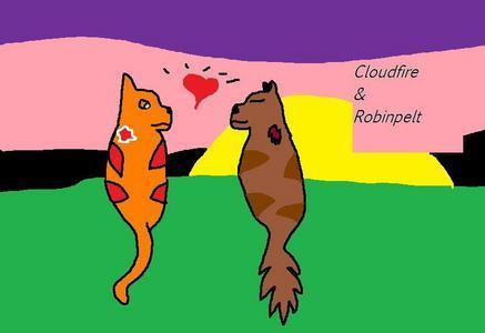 me and cloudfire