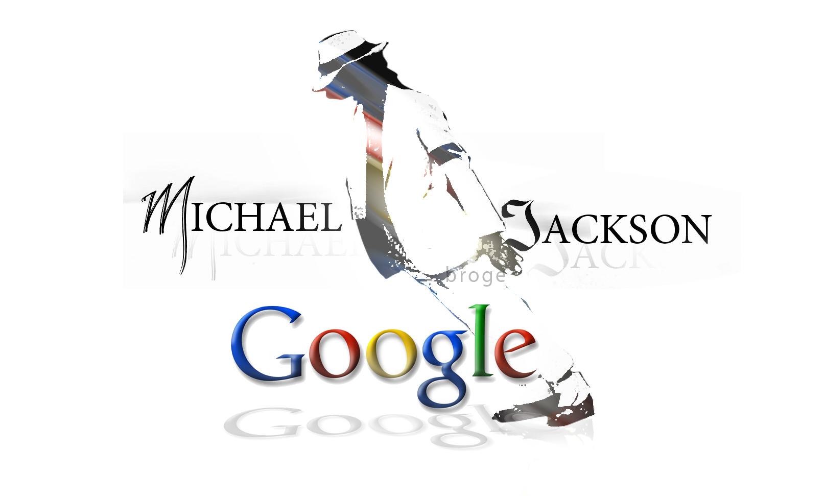 michael jackson गूगल