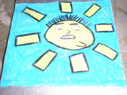 new creation(the sad sun)