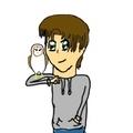 Yukio and Mikeru - anime fan art