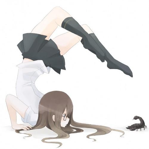 scorpion - anime Photo