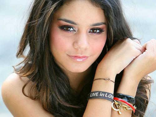 Disney Channel Girls fond d'écran titled vanessa