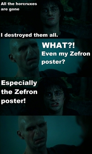 zefron poster - a-very-potter-musical Photo