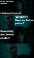 zefron poster
