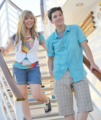Jennette Mccurdy And Nathan Kress: Nathan Kress And Jennette McCurdy