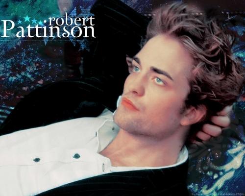 Twilight-Serie Hintergrund titled ~Rob~
