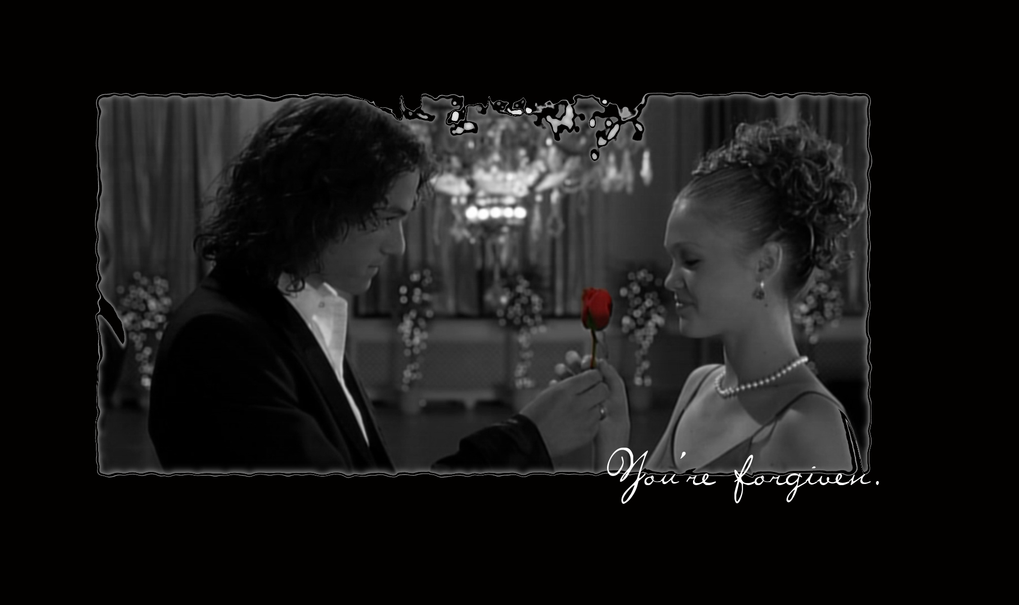 Ten Things I Hate About You Poem: 10 Things I Hate About You. Kat And Patrick.