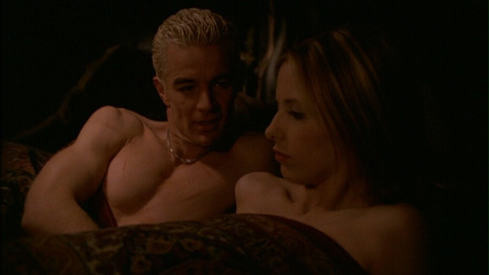 Buffy the vampire slayer nude cartoon movie